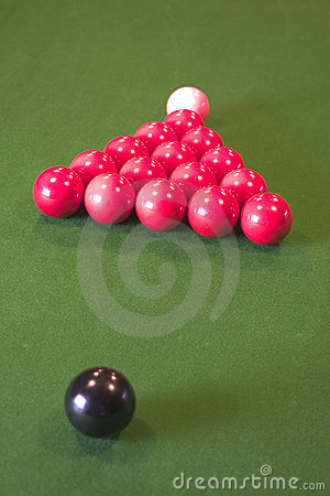 Free Snooker Balls Stock Images - 250724