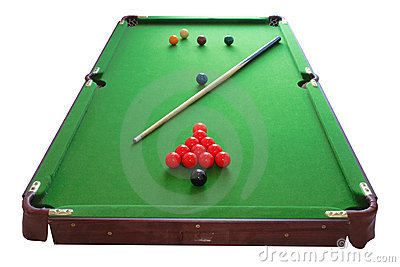 Snookertabell