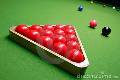 Snookertabelle