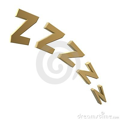 Snoring σύμβολο