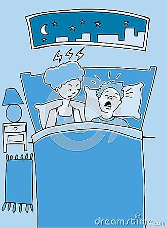Free Snoring Stock Images - 9462064