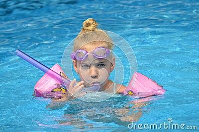 Snorkel Girl