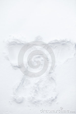 Free Snow Angel Royalty Free Stock Images - 17667079