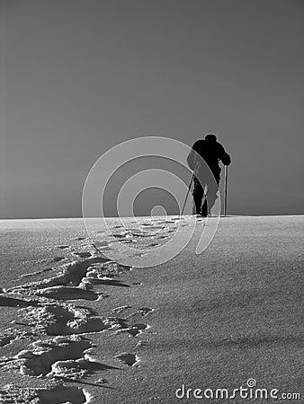 Snow climber