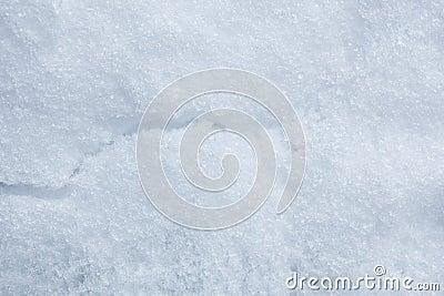 Snow Crack