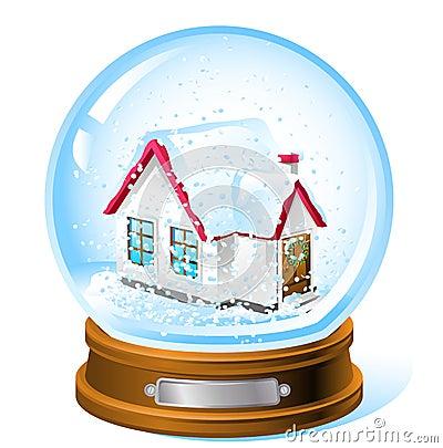 Snow dome
