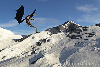Snow Dragon Peak