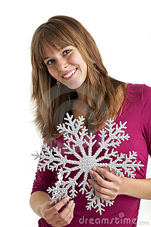 Free Snow Flake Stock Image - 11542911