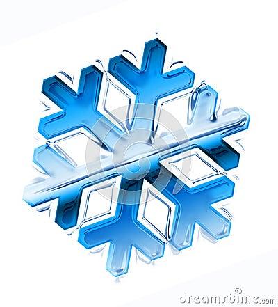 Free Snow Flake Stock Photo - 1442690