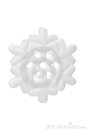 Free Snow Flake Ornament Stock Photography - 10989582