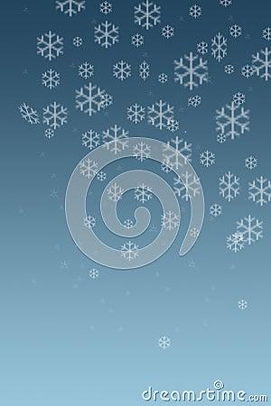 Snow Flakes 2