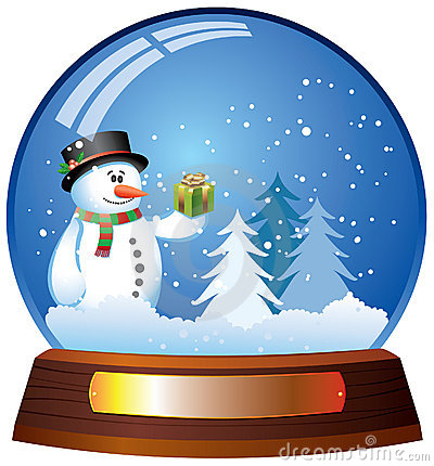 Free Snow Globe Royalty Free Stock Photos - 11814658