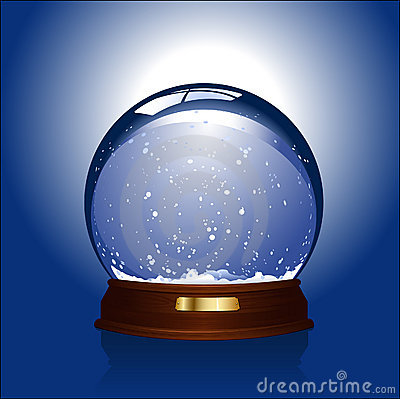 Free Snow-globe Stock Photography - 5995122