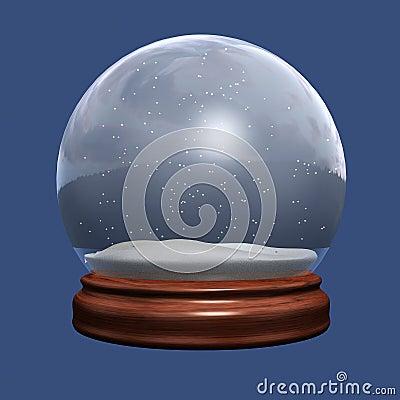 Free Snow Globe Stock Photos - 7067823