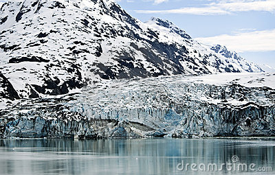 Snow and Ice, Glacier Bay, Alaska