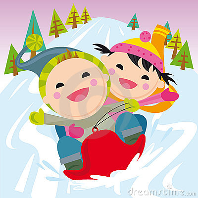 Free Snow Led Stock Image - 7358431