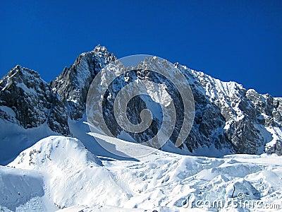 Snow Mountain,China