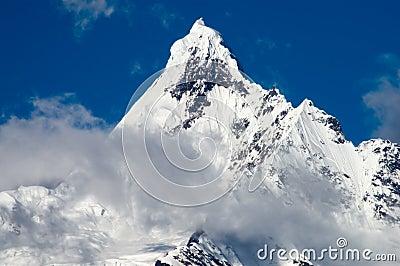 Snow mountain Kawadgarbo