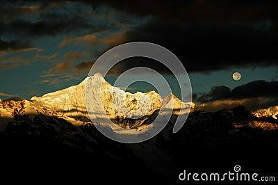 The Snow Mountains