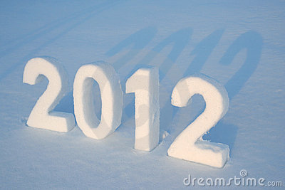 Snow number 2012