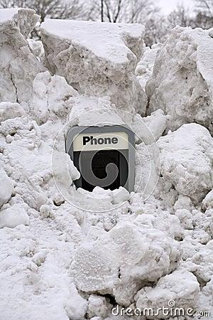 Free Snow Piles Stock Image - 7634501