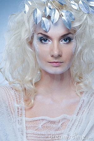 Free Snow Queen Royalty Free Stock Photo - 11893065