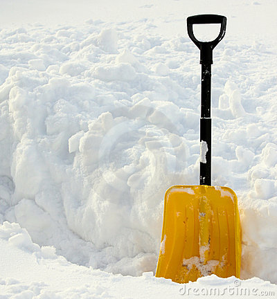 Snow shovel II