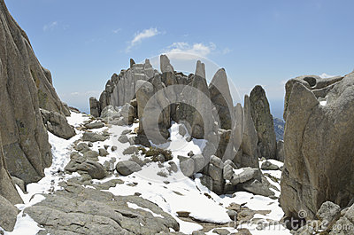 Snow summit