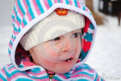 Snow Tastes Good