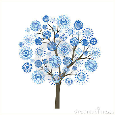 Free Snow Tree Royalty Free Stock Photo - 11713895