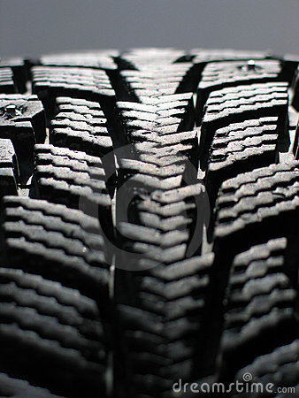 Free Snow Tyre Stock Photography - 1029752