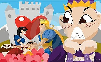 Snow White And The Prince Lived Happily Ever After