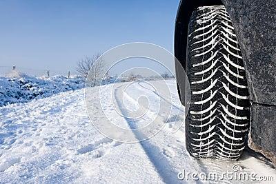 Snow Winter Tyre