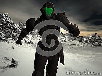 Snow World Space Ranger