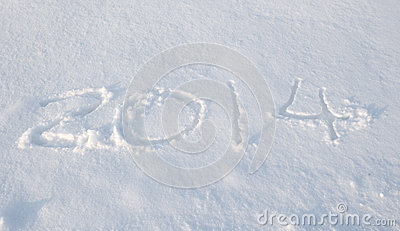 The snow of 2014