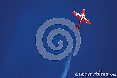 Snowbird Stunt Planes
