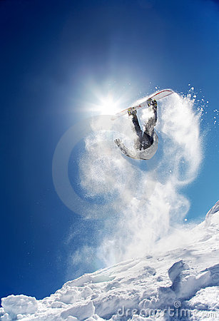 Free Snowboard Royalty Free Stock Images - 4742779