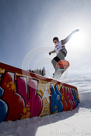 Free Snowboard Stock Photography - 49222462