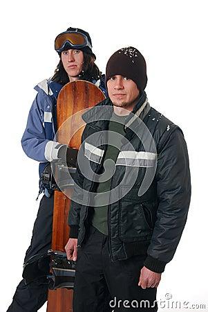 Snowboard Duo