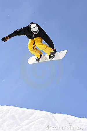 Free Snowboarder Royalty Free Stock Image - 3259526