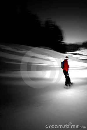 Free Snowboarder Royalty Free Stock Photography - 618177