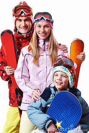 Free Snowboarders Stock Photography - 16648652