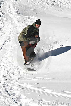 Snowboarding Lesson