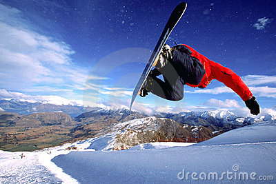 Snowboarding NZ