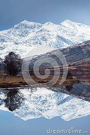 Free Snowdon Stock Photo - 29140550