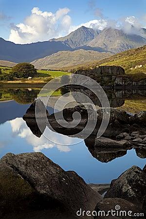 Free Snowdonia Royalty Free Stock Image - 11042726