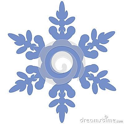 Free Snowflake 02 Stock Images - 57979244