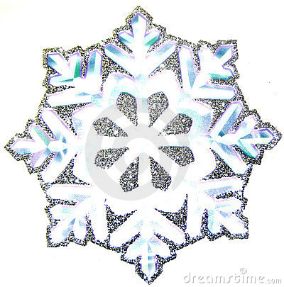Snowflake Royalty Free Stock Photo - Image: 13618035