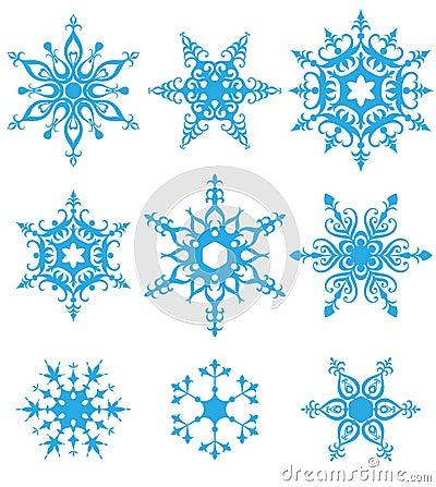 Free Snowflake Royalty Free Stock Photography - 17220787