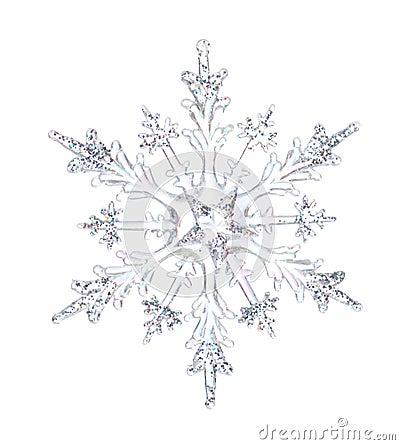Free Snowflake Stock Photo - 21807160